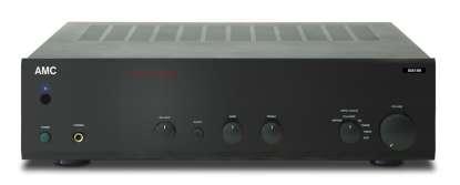 AMC XIA 100 Signature Edition Stereo Vollverstärker, 2x180W mit Phono, schwarz