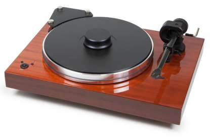 Pro-Ject Xtension 9 Evolution without Pick UP mahogany