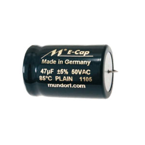 Mundorf Elko 50 V Plain