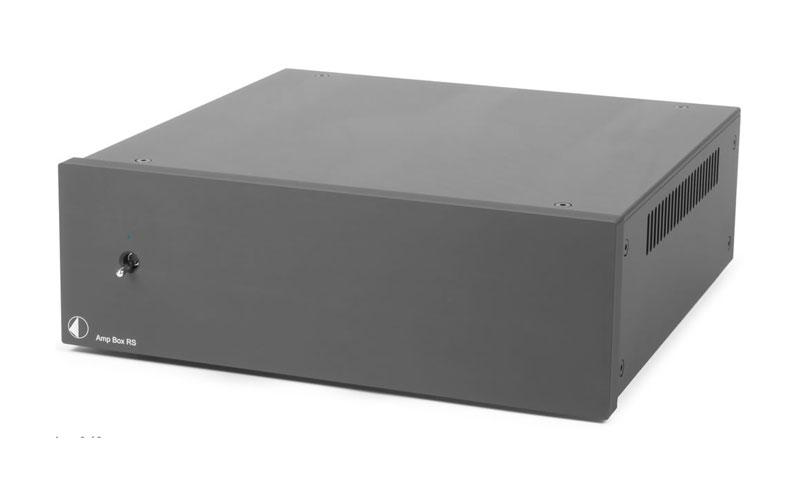 Pro-Ject AMP Box RS Stereo Endverstärker schwarz