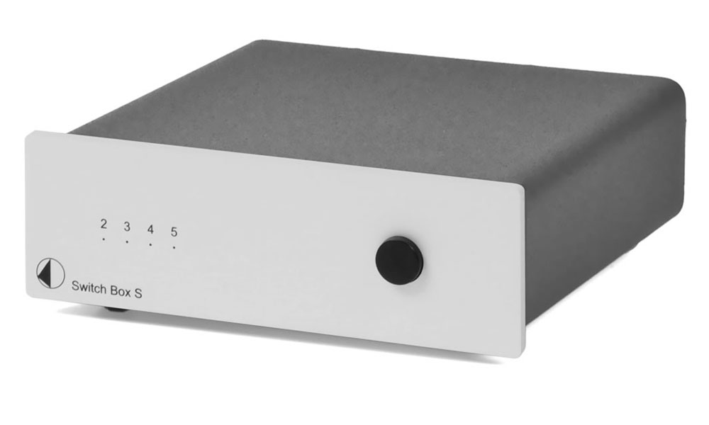Pro-Ject Switch Box S