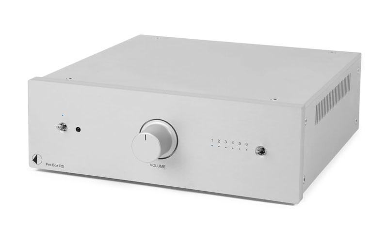 Pro-Ject Pre Box RS Vorverstärker