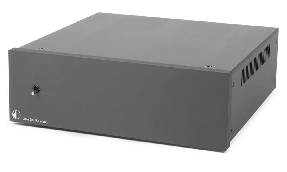 Pro-Ject AMP Box RS Mono Endverstärker schwarz