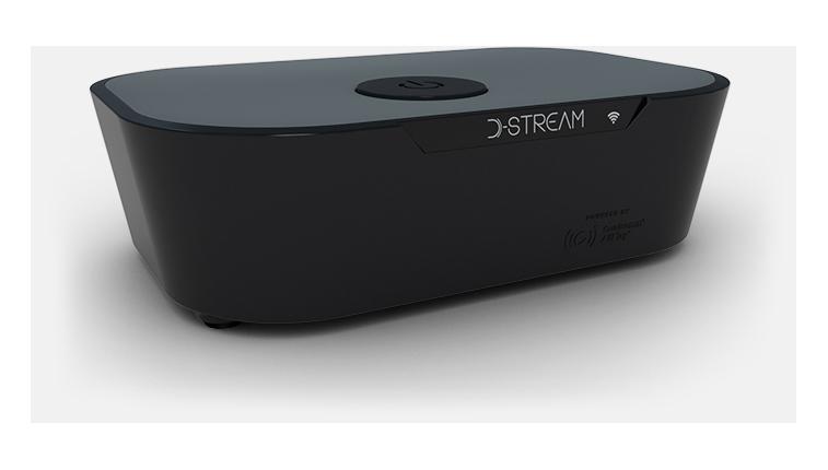D-Stream Primo HD Netzwerk-Player