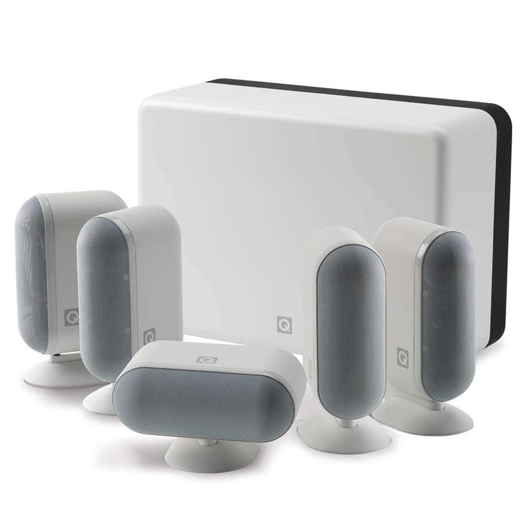 Q-Acoustics Q7000i Plus - 5.1 Heimkino System