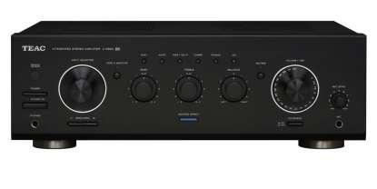 Teac A-R650 MK2 Stereo Vollverstärker, schwarz