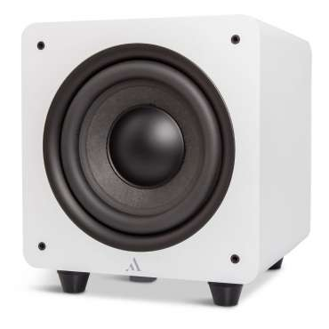 Argon Alto Bass 8 MK2 Subwoofer, white (checked return)