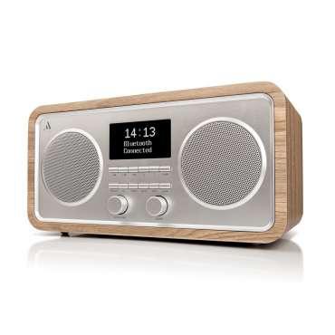Argon Audio Radio 3 DAB+/FM und Bluetooth, Eiche (geprüfte Retoure)