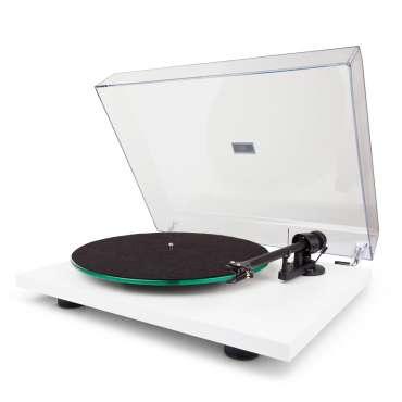 Argon Audio TT-2 Plattenspieler mit Ortofon OM5E Tonabnehmer