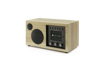 Como Audio Solo DAB+ Radio mit Bluetooth, WiFi, Spotify und FB, Hickory (geprüfte Retoure)