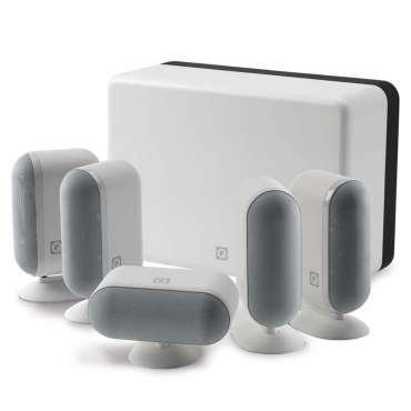 Q-Acoustics Q7000i Plus - 5.1 Heimkino System weiss