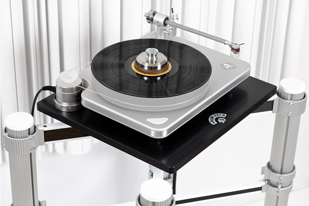 Solid Tech Ros Turntable Shelf Hifisound De The