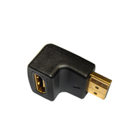 Inakustik HDMI Adapter 90 Degrees