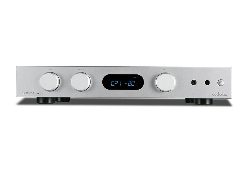 Audiolab 6000A Amplifier with DAC and Phono MM