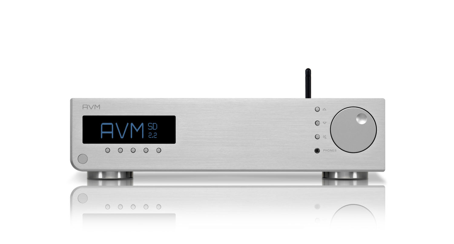 AVM Inspiration SD 2.2 Preamplifier buy at hifisound.de