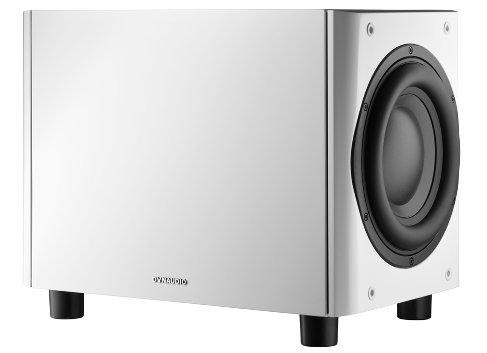 dynaudio sub 6 subwoofer white matt buy at. Black Bedroom Furniture Sets. Home Design Ideas