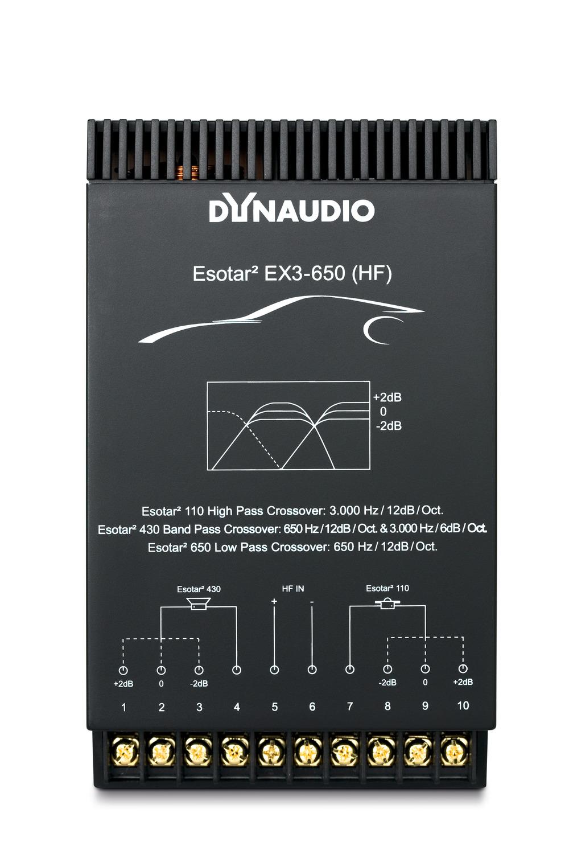 Dynaudio Esotar² EX3-650 Crossover Mono buy at hifisound.de