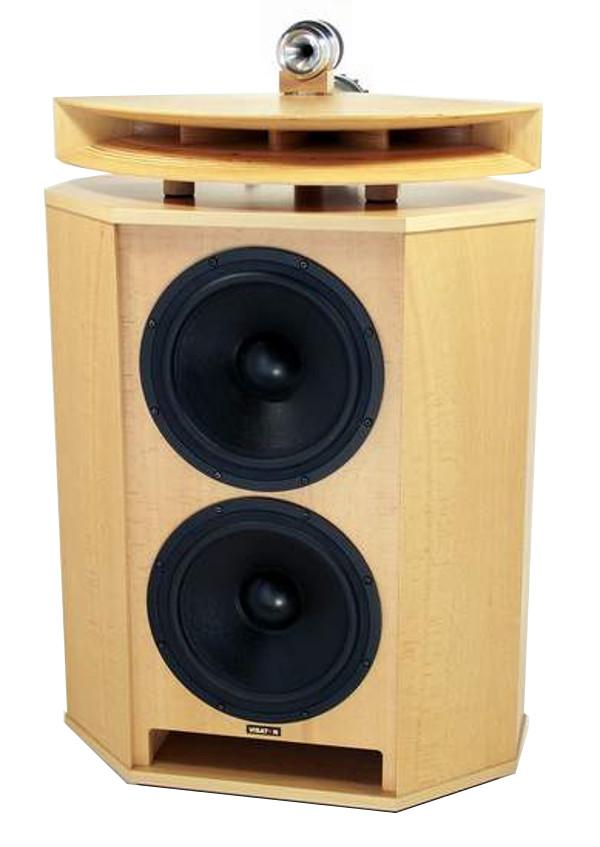 visaton monitor 890 mk iii speaker kit without cabinet. Black Bedroom Furniture Sets. Home Design Ideas