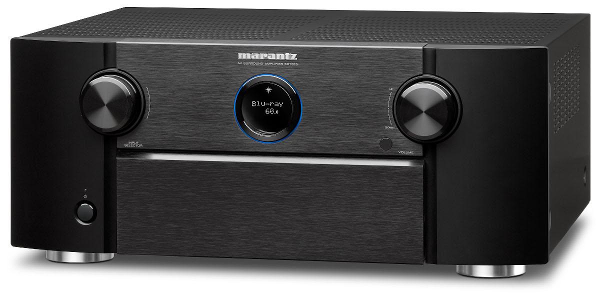Marantz SR 7015 AV-Receiver 11.2 Chanel Full 8K Ultra HD Heos Build-in, AirPlay2, Alexa buy at hifisound.de