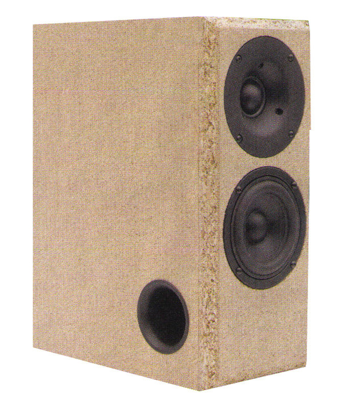 hobby hifi micro block speaker kit without cabinet high. Black Bedroom Furniture Sets. Home Design Ideas