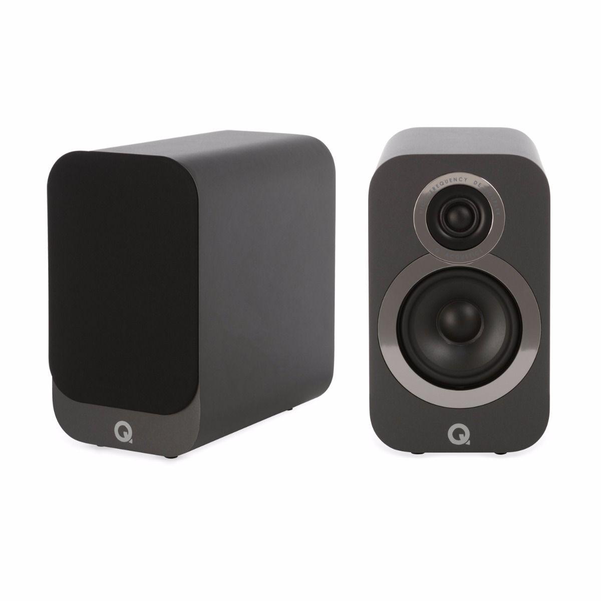 Q Acoustics 3010i Regal Lautsprecher Kaufen Bei Hifisound De