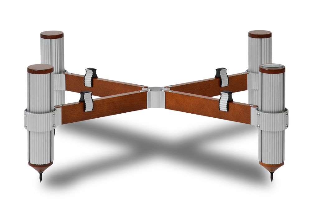 solid tech rack of silence 1 standard alu weiss kaufen. Black Bedroom Furniture Sets. Home Design Ideas