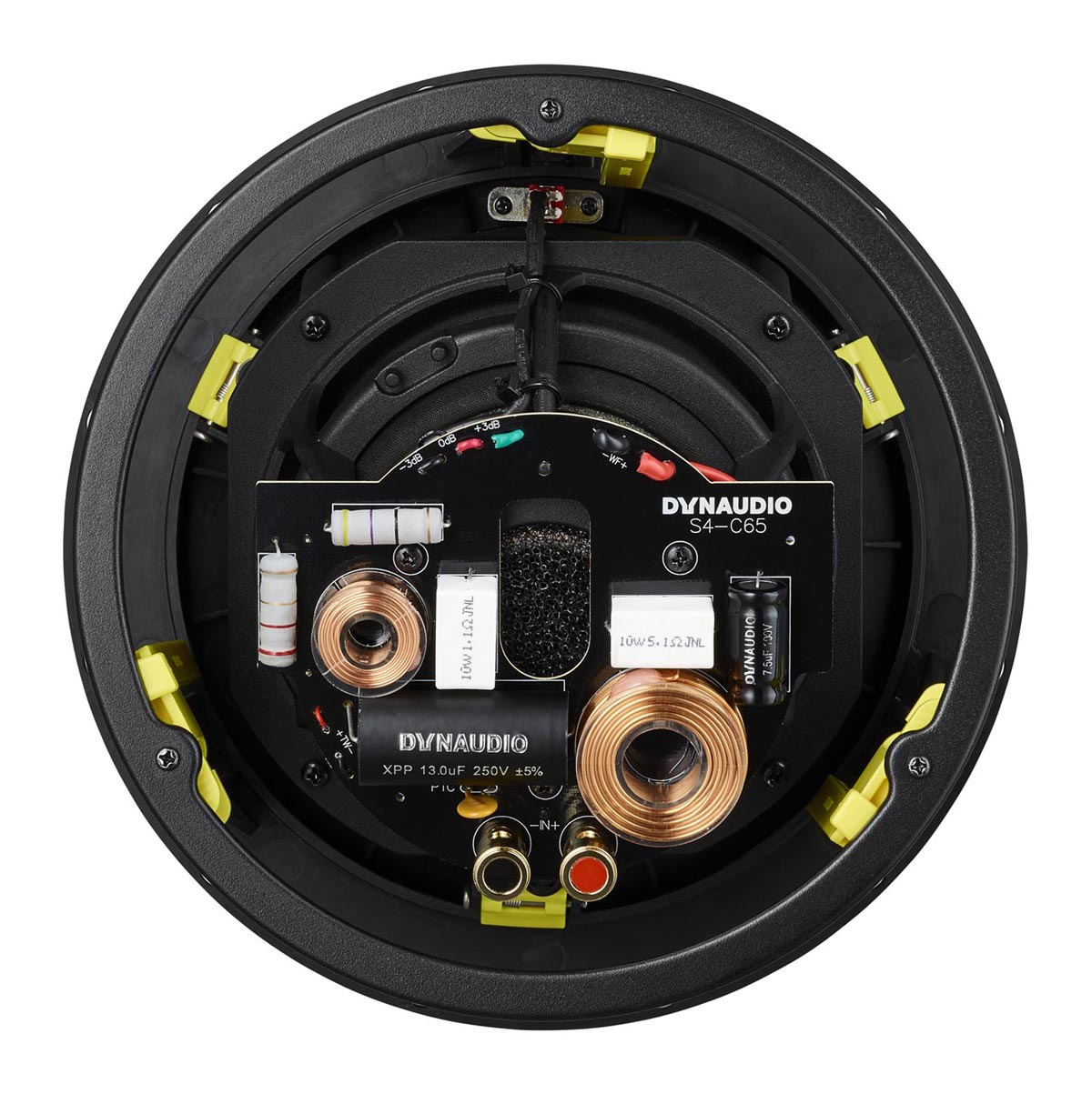 Dynaudio S4 C80 In Ceiling Speakers White Buy At Wiring 1