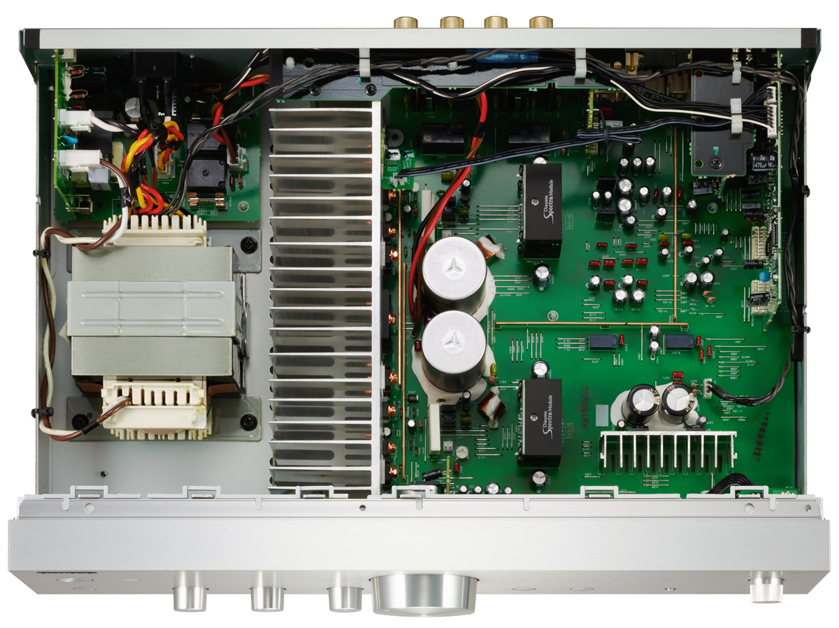 Onkyo A-9150 Integrated Stereo Amplifier with DAC