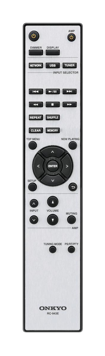Onkyo NS-6170 HiRes Netzwerk-Audio-Player